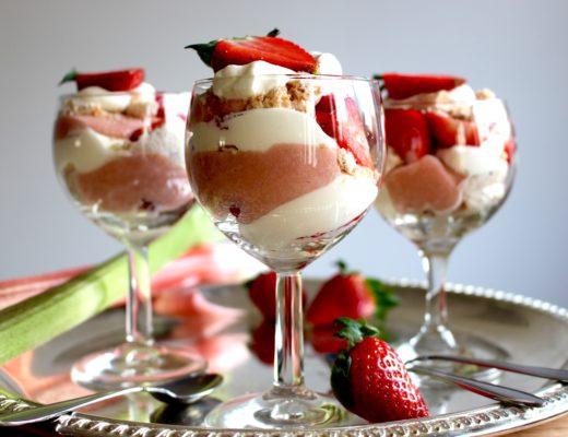 jordgubbstrifle