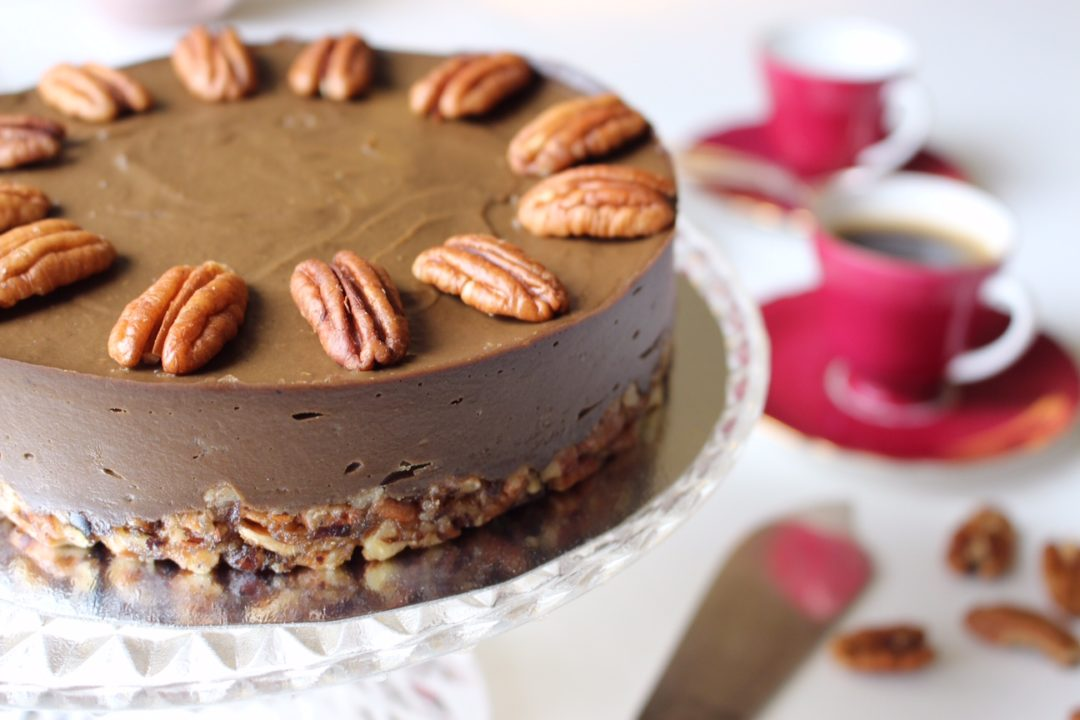 raw food choklad
