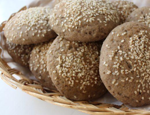 snabbt glutenfritt bröd bakpulver