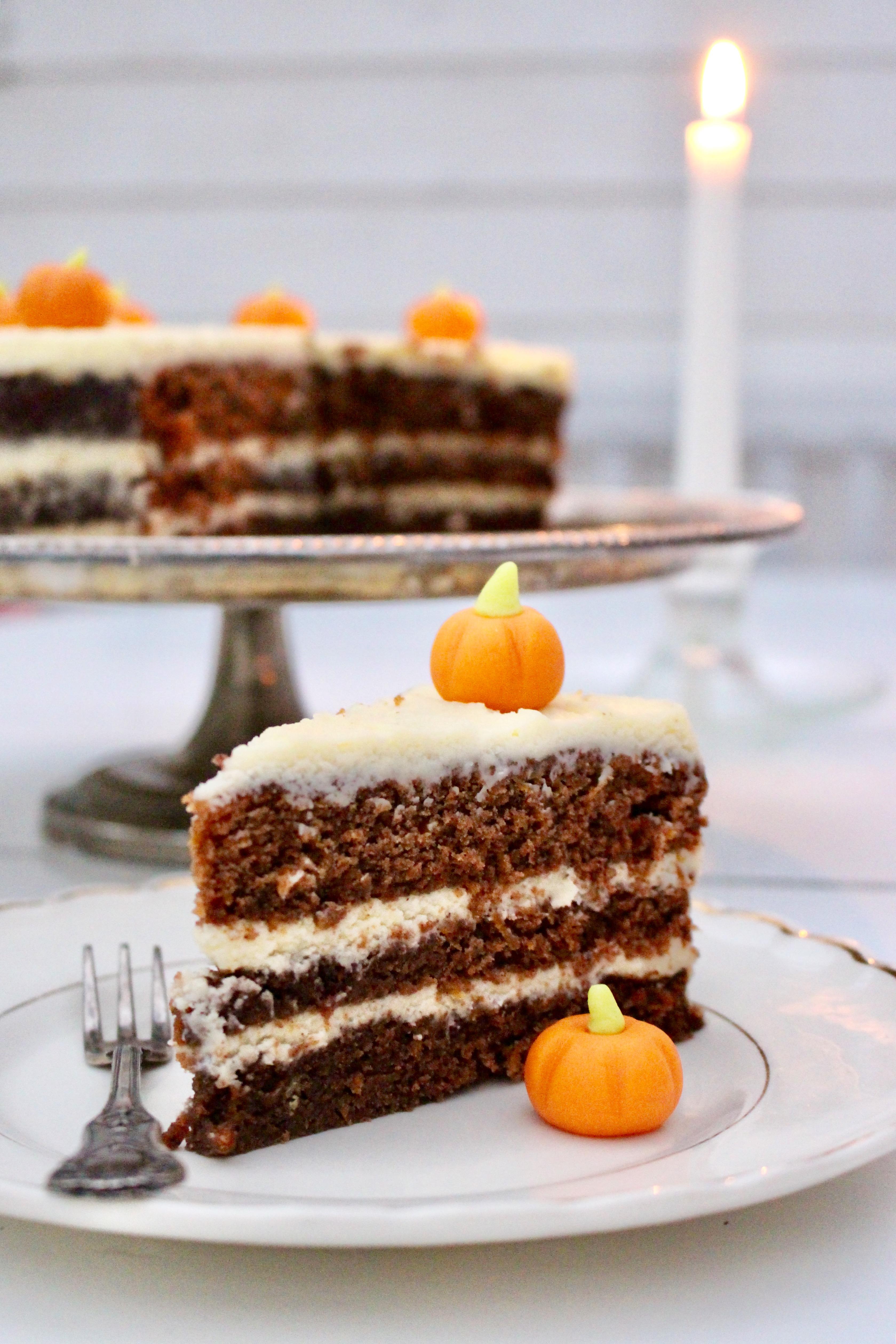 tårtbit pumpatårta