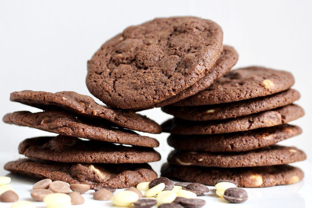 chocolate chip cookies choklad